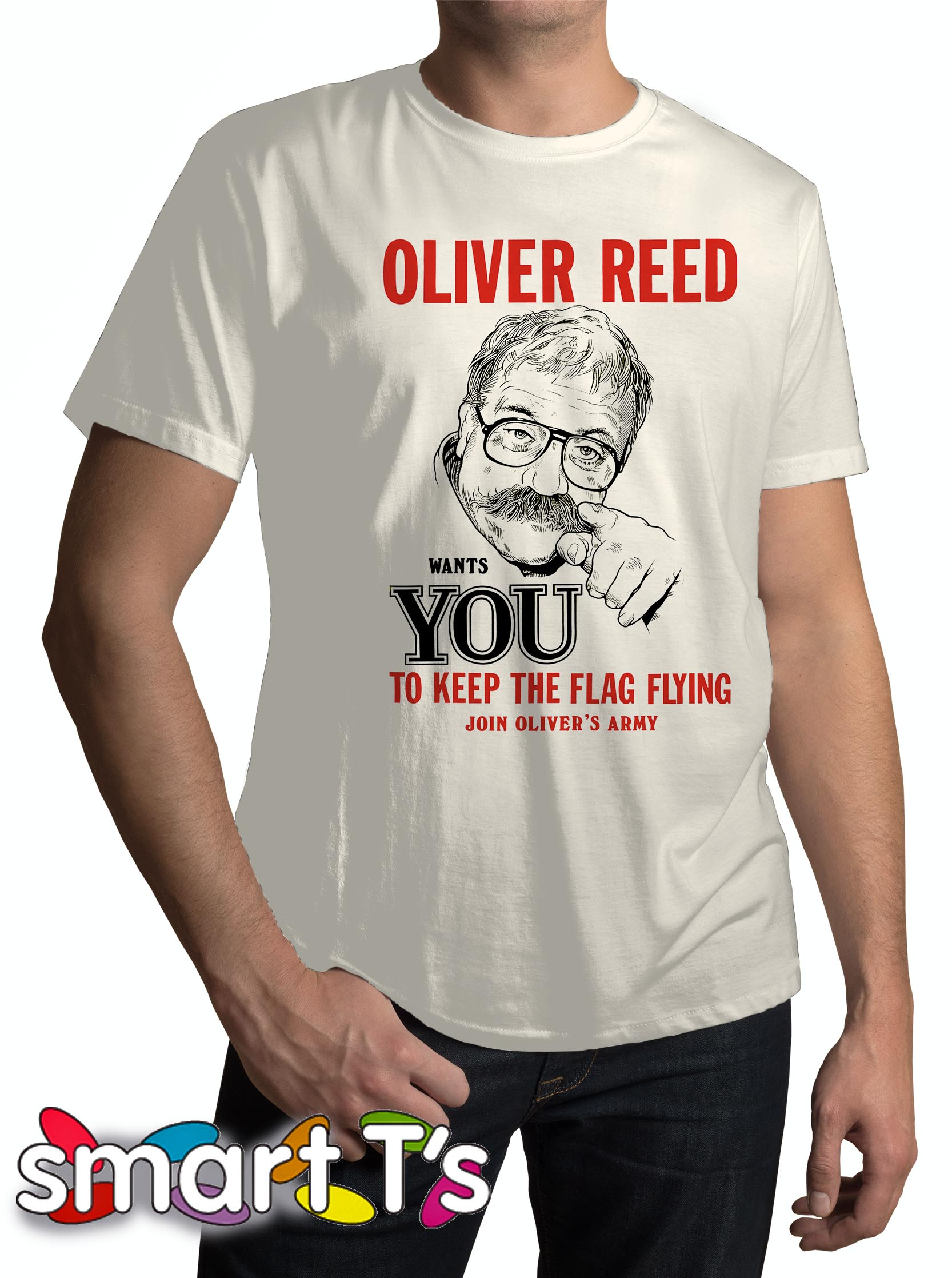 Oliver Reed – Wants YOU (Tribute)